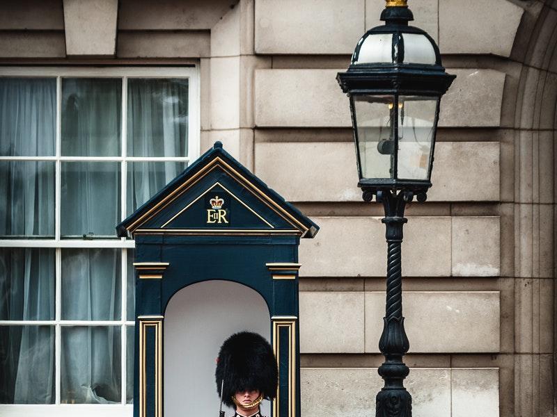 La Gran Bretagna in Lockdown