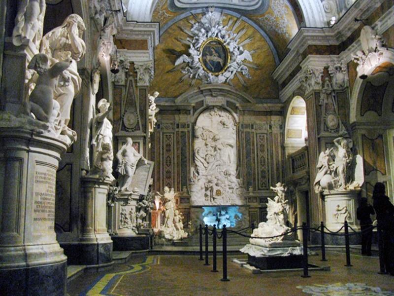 Il Cristo Velato - Cappella di San Severo