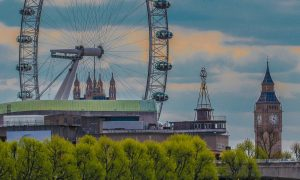5 cose da fare a Londra in primavera-London Eye