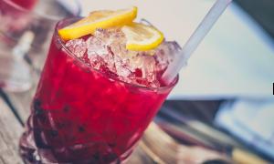 il gin italiano - Bevanda Con Gin rossa