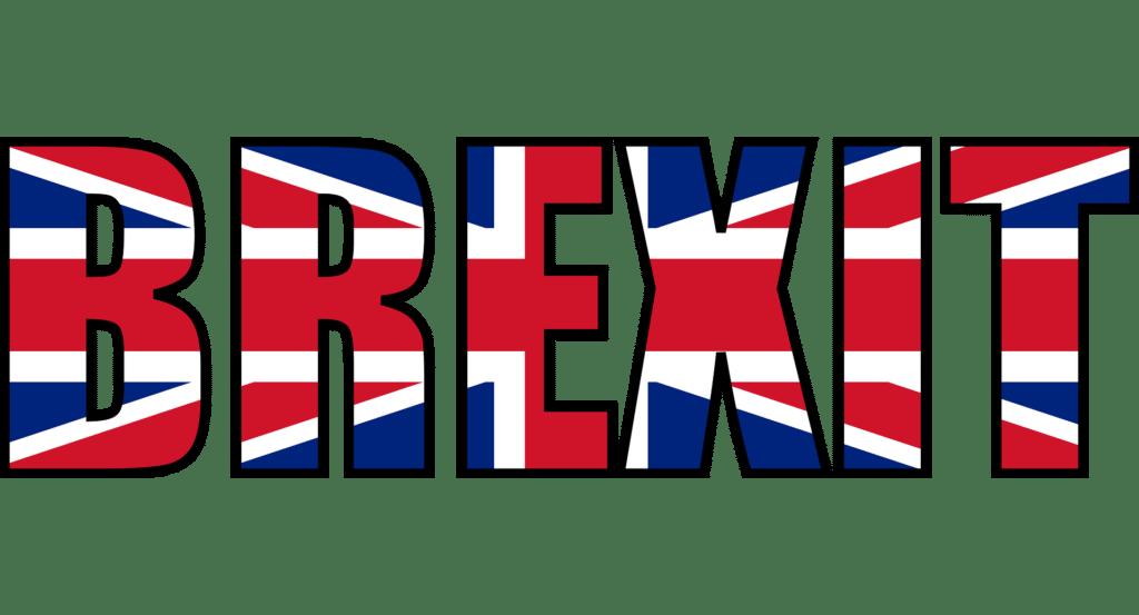 scritta o slogan - immagine di Brexit