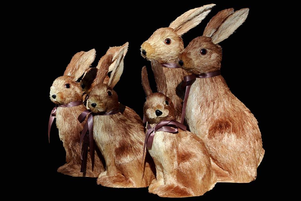 Lush Prize premia l'Italia - coniglietti simbolo del premio
