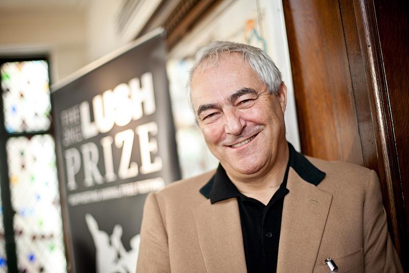 Lush Prize premia l'Italia - Fondatore Del Premio vinto dagli itlaiani