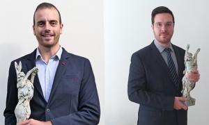 Lush Prize premia l'Italia - i due ricercatori italiani