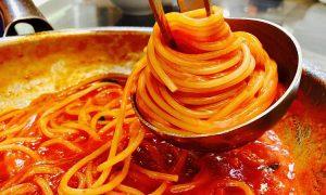 Gli Spaghetti All'assassina - immagine degli spaghetti all'assassina