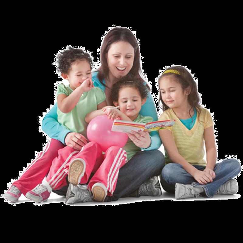 Crescere i figli in UK - Mamma E Bimbi che giocano