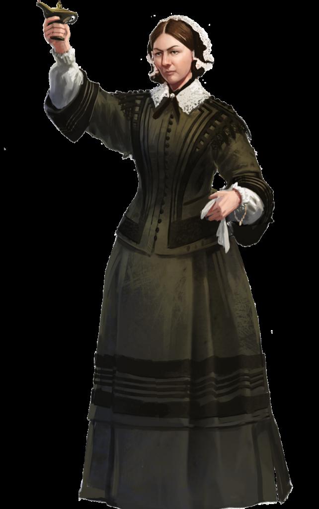 Florence Nightingale - Florence E La Lanterna che la contraddistingueva