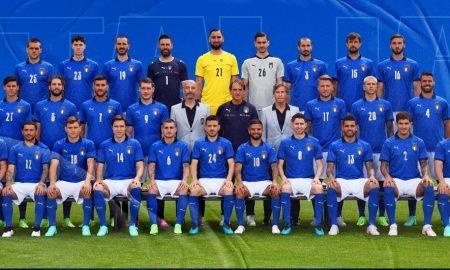 Azzurri a Londra - La Nazionale di calcio itlaiana
