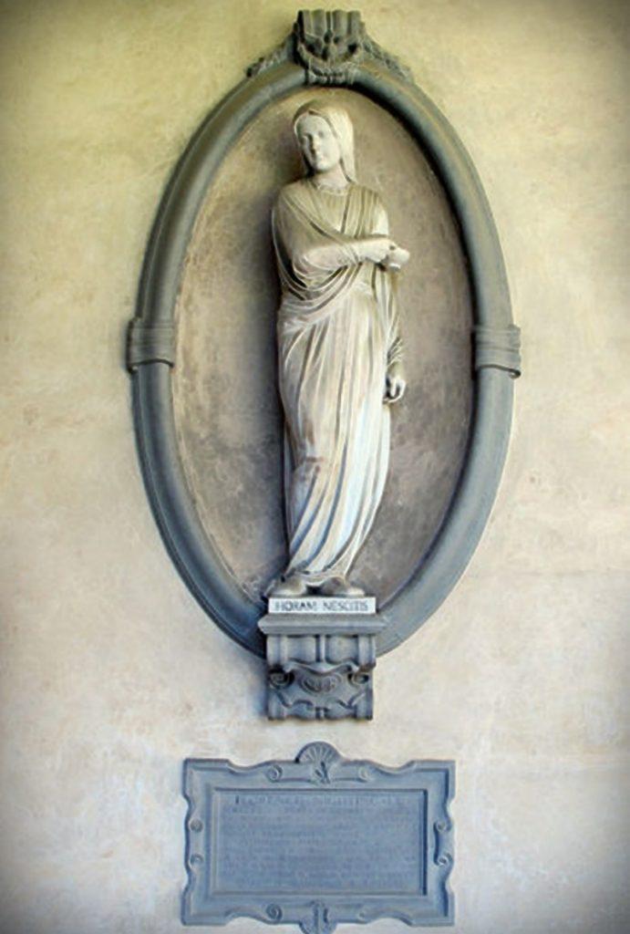 opera d'arte - Statua Della Pioniera a Bologna