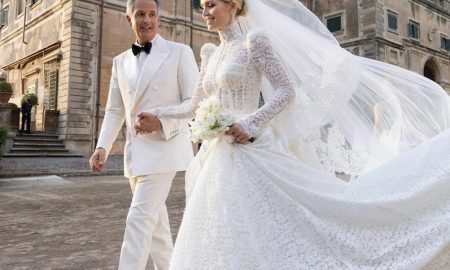 Kitty Spencer - le nozze a Villa Aldobrandini