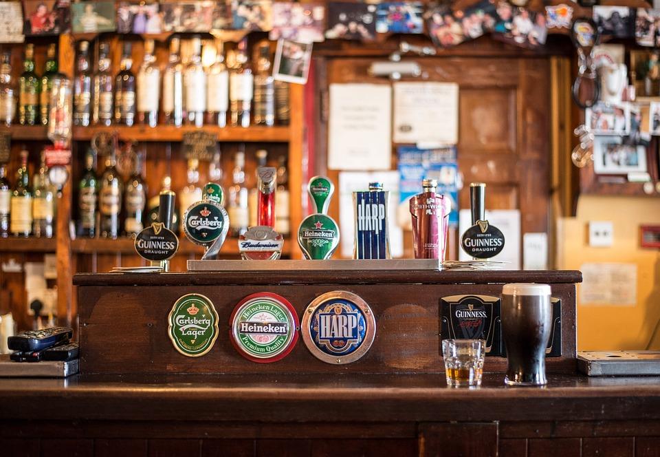 Londra a piedi - Birre assortite