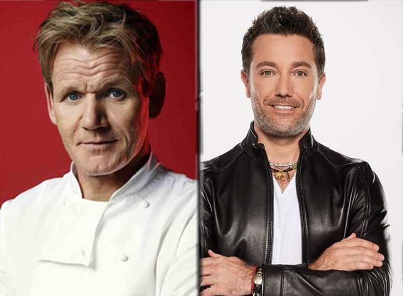 Gordon Ramsey - i due Chef