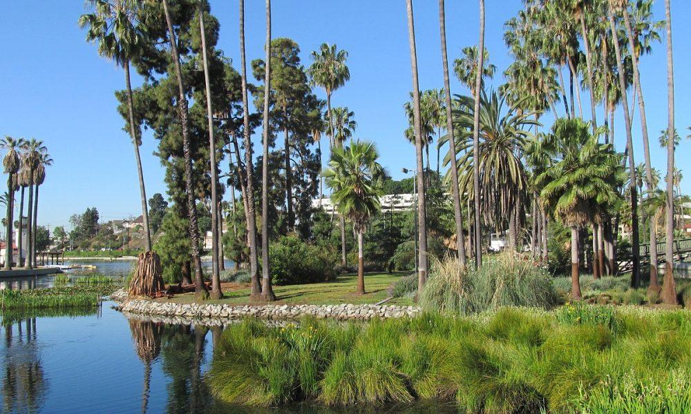 parchi Los Angeles -Echo Park