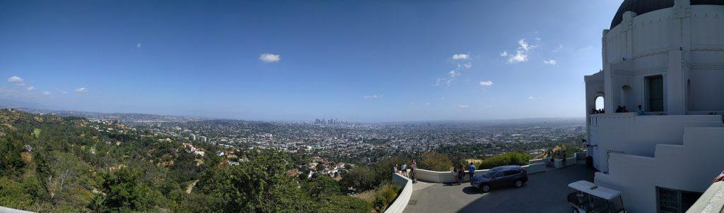 parchi Los Angeles -Griffith Park