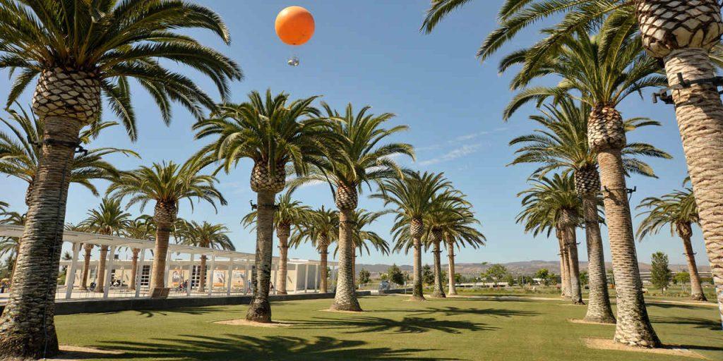parchi Los Angeles -Orange Country Great Park