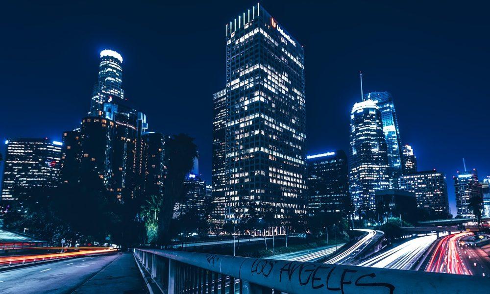 italiani a Los Angeles -Los Angeles Di Notte