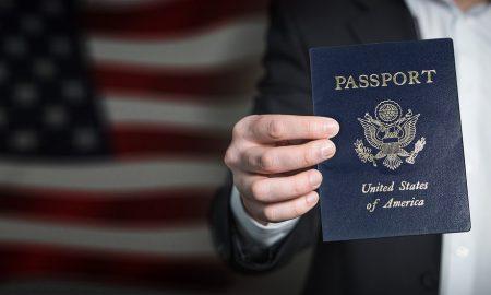 documenti per viaggiare negli Stati Uniti -passaporto Stati Uniti d'America