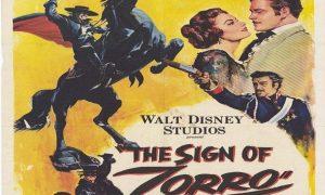 Zorro di LA Locandina Cinema