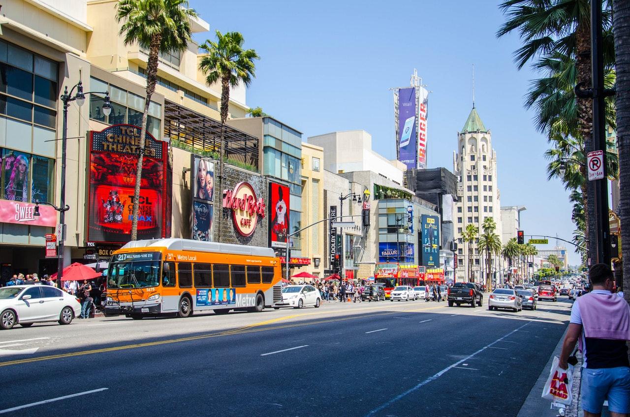 Strade Di Hollywood