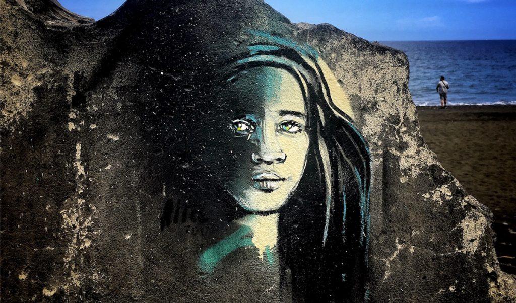 Alice Pasquini - opera di Alice Pasquini