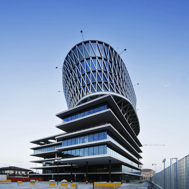 Beverly Center - Centro Direzionale Fater Pescara