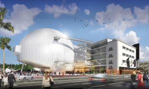 Academy Museum of Motion - Museo di Renzo Piano