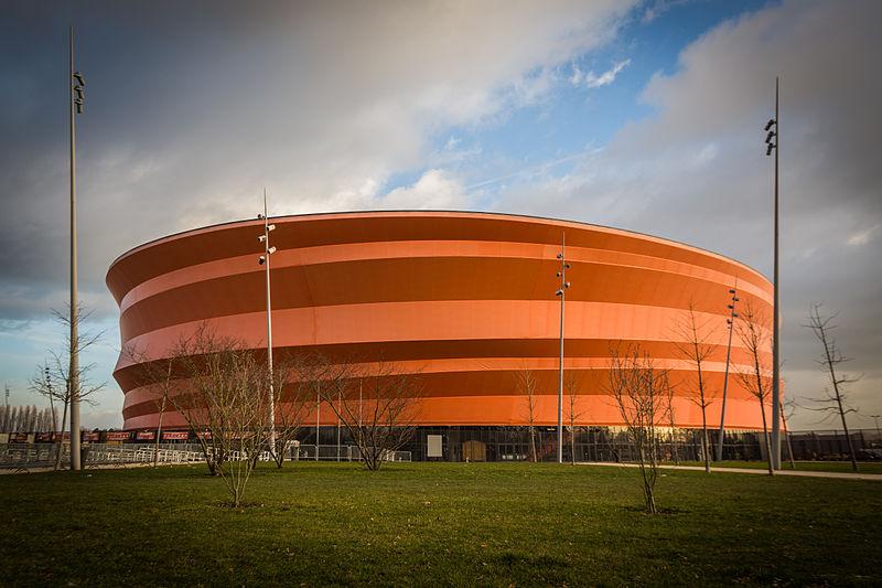 Beverly Center - struttura costruita da Fuksas a Strasburgo