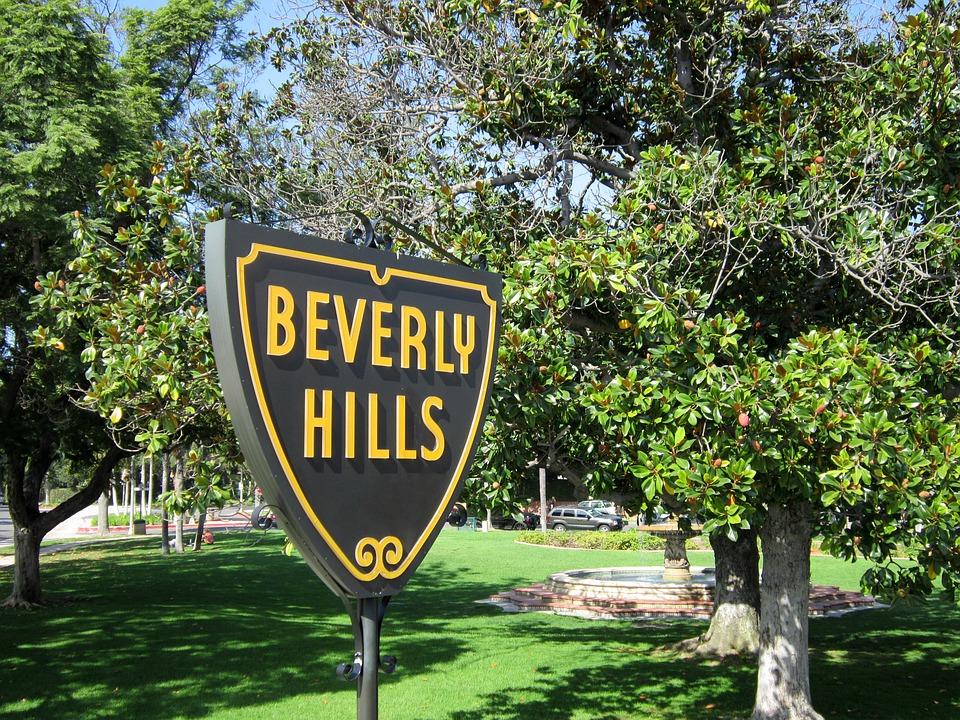 Dino De Laurentiis Beverly Hills