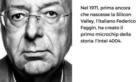 Federico faggin - Radiopadova