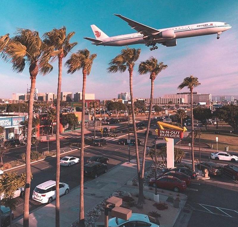 Los Angeles Aereo
