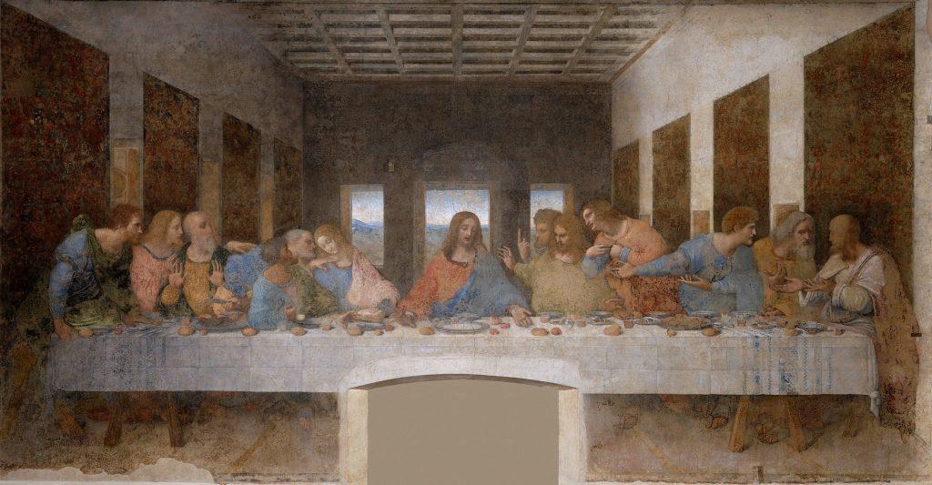 Leonardo da Vinci. Il Cenacolo Vinciano