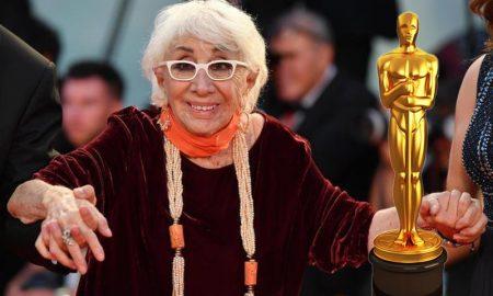 Lina Wertmüller - la Regista a Venezia