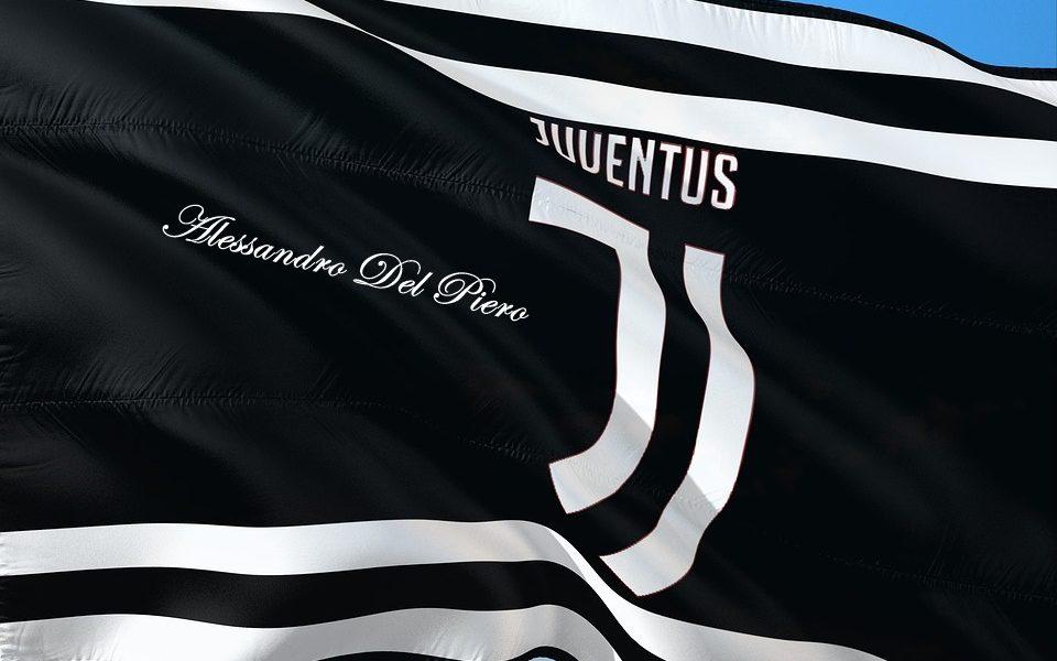 Alessandro Del Piero a Los Angeles - Bandiera della Juve