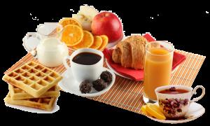 colazione californiana - Colazione Ricca