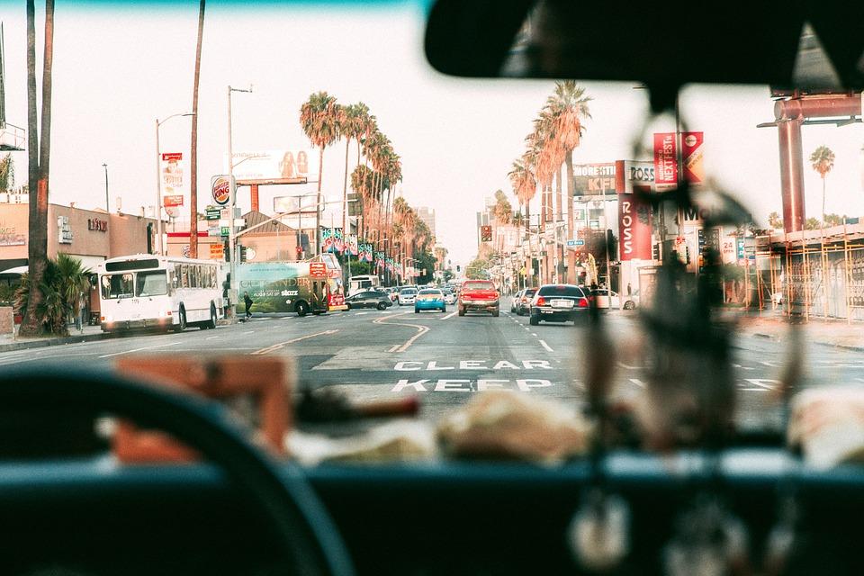 immagine della città californiana