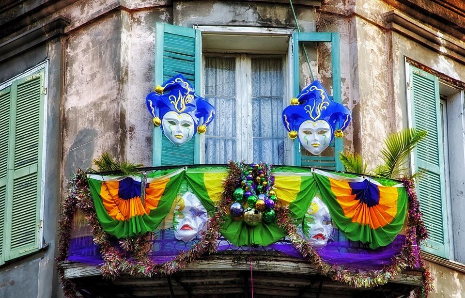 carnevale a los angeles - Martedì Grasso