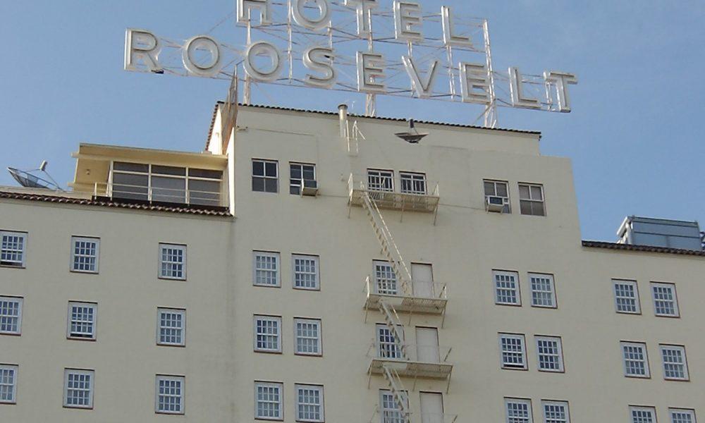 Facciata Hotel Roosevelt