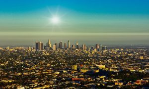 Coronavirus a los angeles - La California