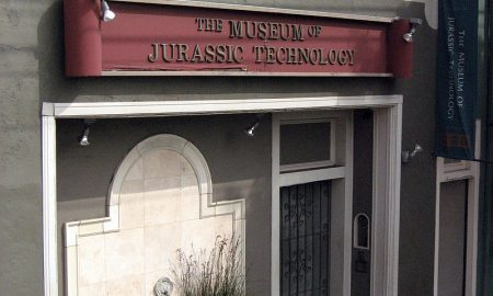 Museum of Jurassic Technology - entrata del museo