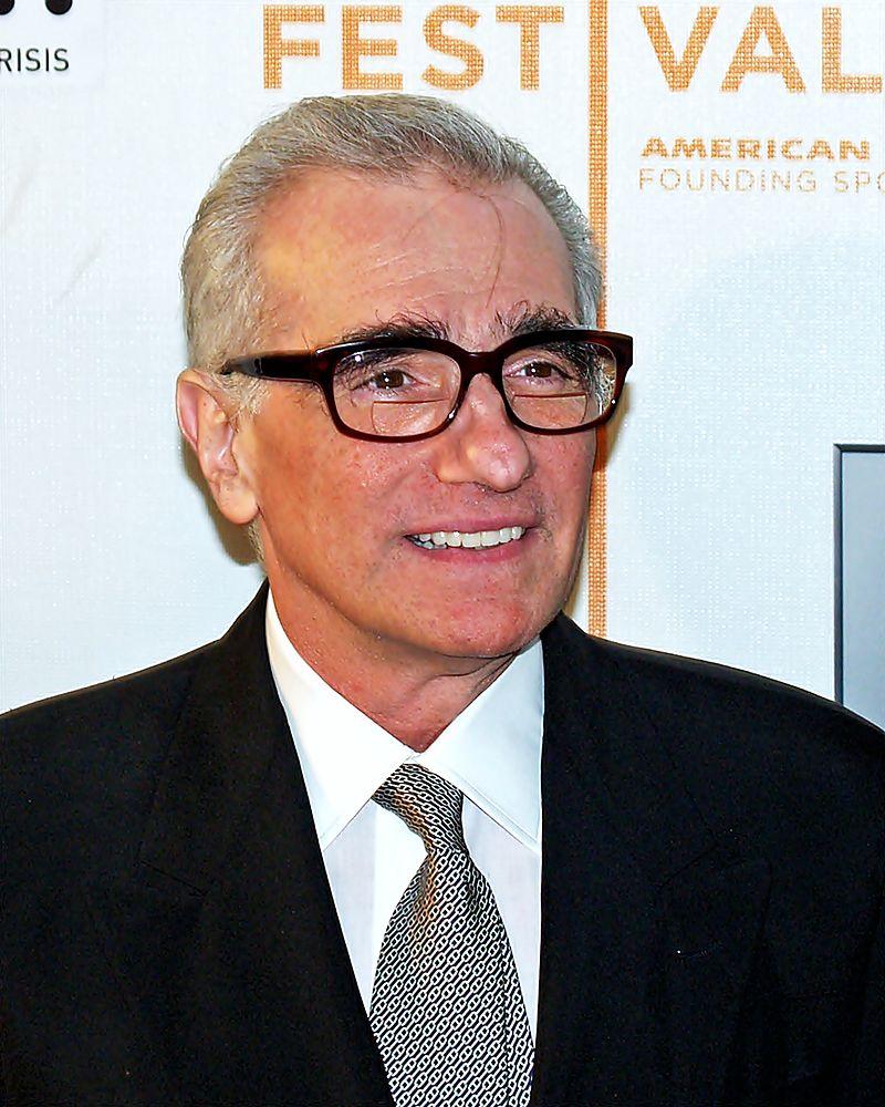 toro scatenato - Scorsese ad una mostra