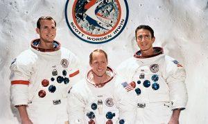 Apollo 15 - Foto Dell'equipaggio