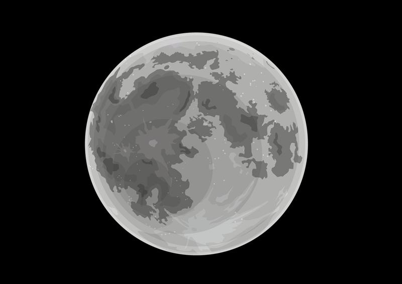 michael Collins - la Luna