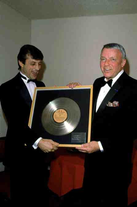 Tony Renis - Tony e Sinatra