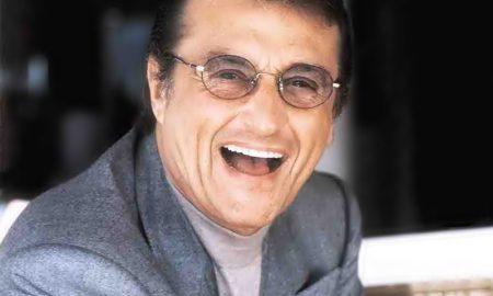 Tony Renis - ritratto fotografico del produttore Renis