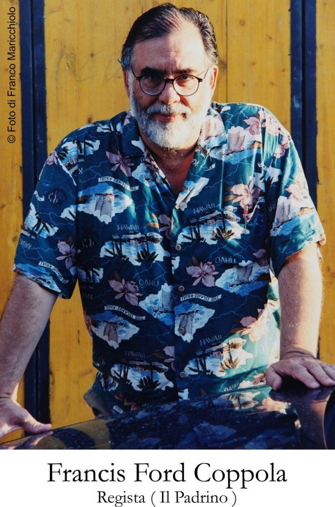 regista - Coppola in posa