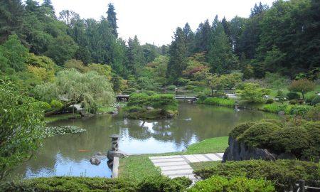 Giardino Giapponese San Fernando