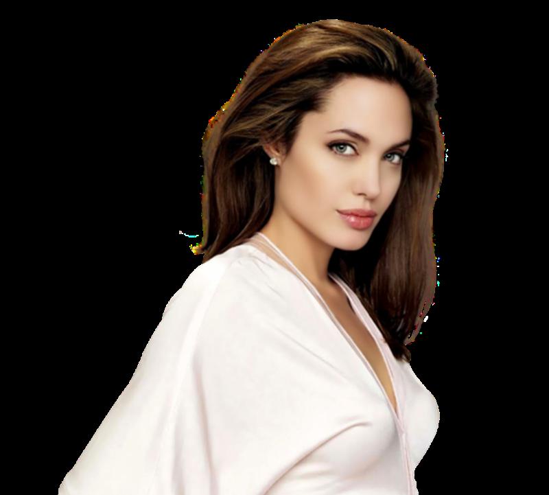 Angelina Jolie - Jolie in chimono bianco