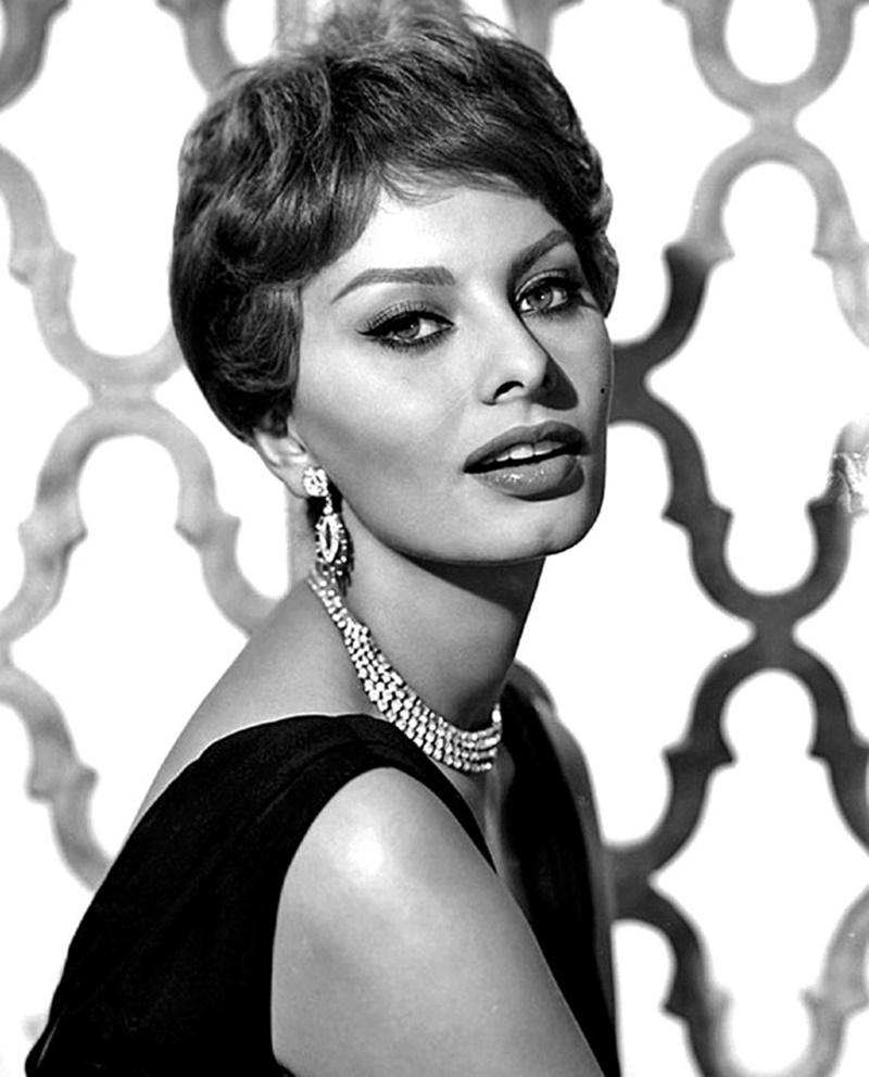 La Walk of Fame - foto di Sophia Loren