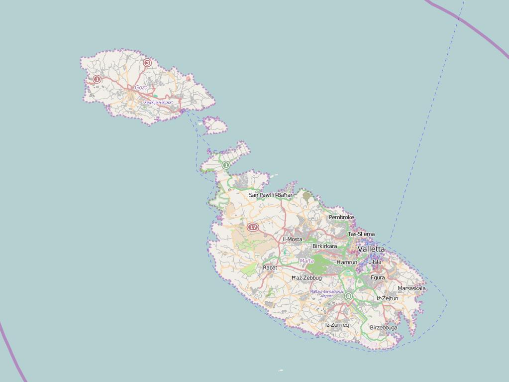 Malta Cartina Turistica.Malta Mappa Alla Mano Italianiamalta Com