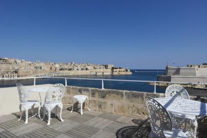 Valletta Malta da Cospicua